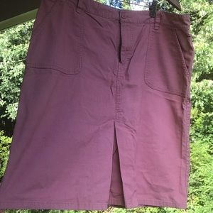 💥3for20💥Old Navy Pink Corduroy Skirt 14